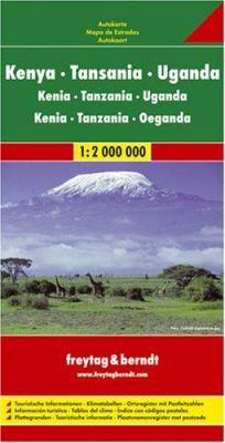 Kenya, Tanzania, Uganda: FB.280