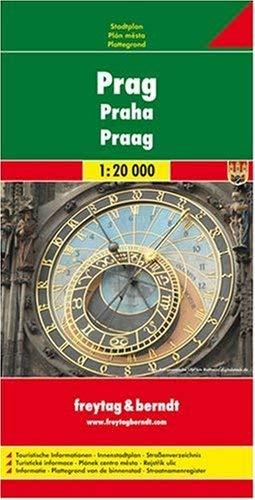 Map-Prague 9783850841221