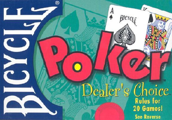 Poker Dealer's Choice
