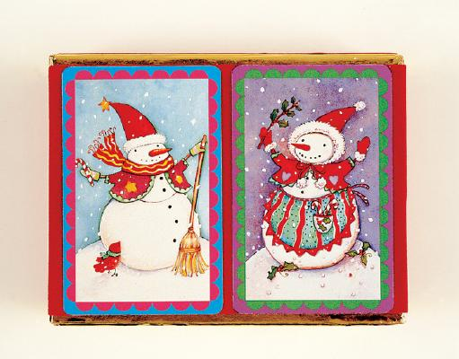 Snow People Velour Pack: Two Decks