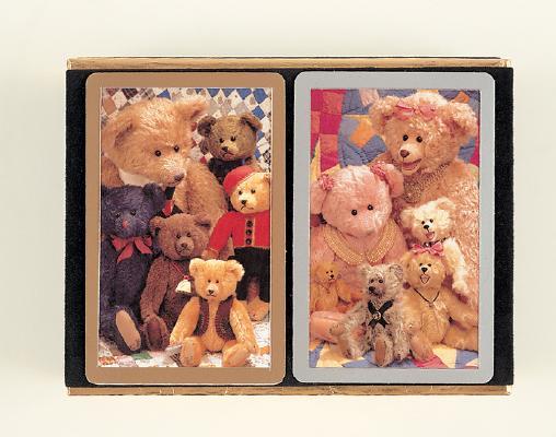 Teddy Bears Velour Jumbo Index: Two Pack