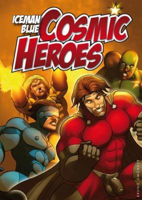 Cosmic Heroes 9783867874335