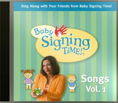 Baby Signing Time! Songs Volume 1 CD