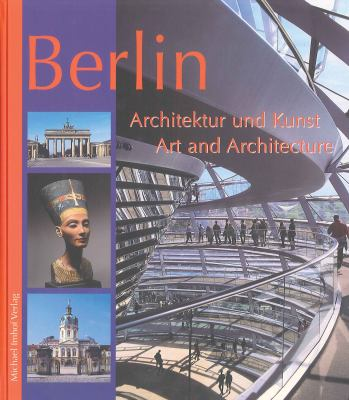 Berlin: Art and Architecture 9783865681003