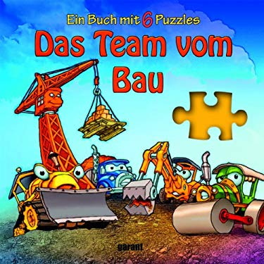 Das Team vom Bau - Puzzlebuch - Garant Verlag GmbH