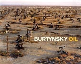 Burtynsky Oil 9783865219435