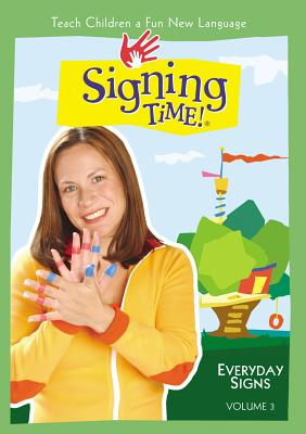 Signing Time Everyday Signs