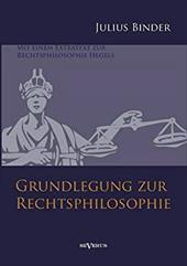 Grundlegung Zur Rechtsphilosophie 20835626