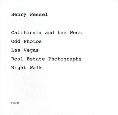 Henry Wessel: Five Books