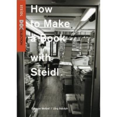How to Make a Book with Steidl - DVD 9783869301198