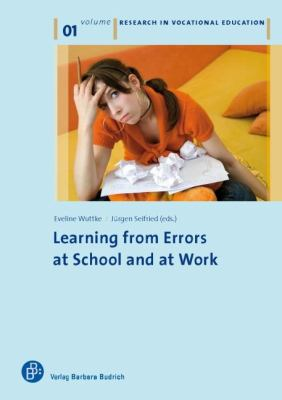 Learning from Errors at School and at Work 9783866494152