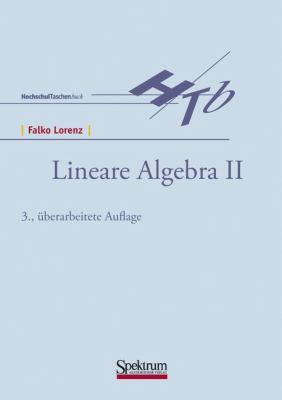 Lineare Algebra II 9783860254578