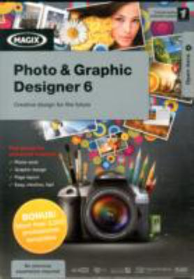 MAGIX PHOTO & GRAPHIC DESIGNER 6 CD