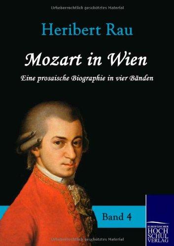 Mozart in Wien 9783867414036