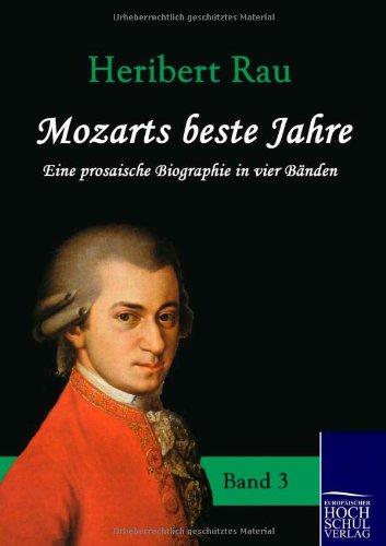 Mozarts Beste Jahre 9783867414029