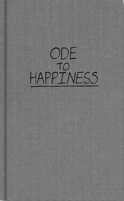 Ode to Happiness 9783869302096