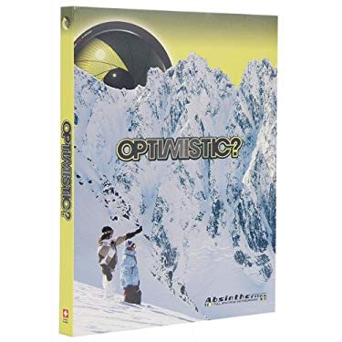 Optimistic snowboarding dvd