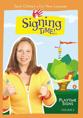 Signing Time Playtime Signs