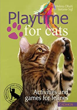 Playtime for Cats: Activities and Games for Felines 9783861279709