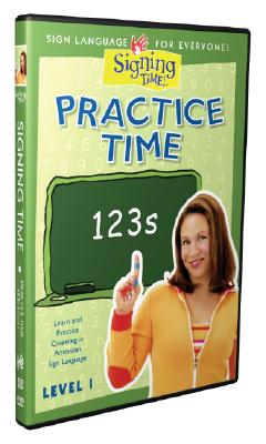 Signing Time Practice Time ABCs