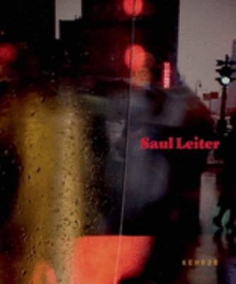 Saul Leiter 9783868282580