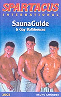 Spartacus International Sauna Guide 9783861872542