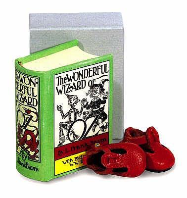 Wonderful Wizard of Oz Minibook 9783861840848
