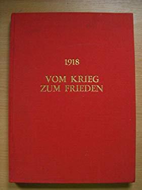 1918: Vom Krieg Zum Frieden - Baschet, Eric