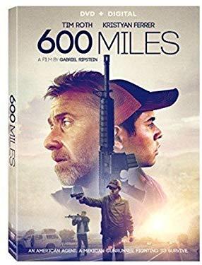 600 Miles [DVD + Digital]