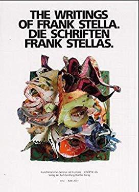 Frank Stella: Schriffen/Writings 9783883754871