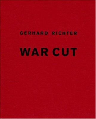Gerhard Richter: War Cut 9783883757575