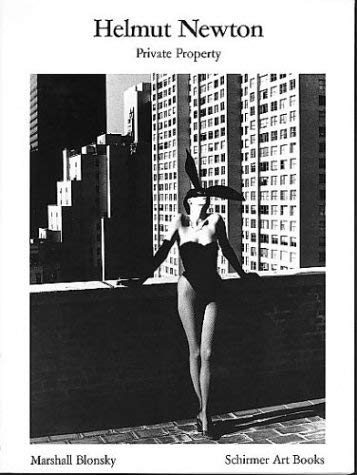 Helmut Newton: Private Property 9783888143915