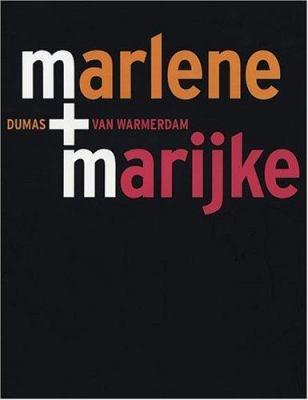 M + M: Marlene Dumas & Marijke Van Warmerdam 9783883759630