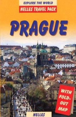 Prague [With Foldout Map] 9783886182350