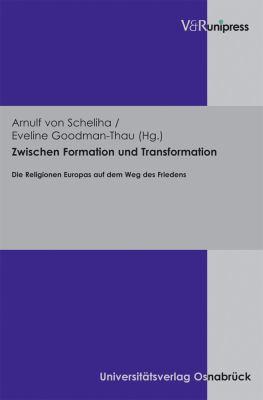 Zwischen Formation Und Transformation: Die Religionen Europas Auf Dem Weg Des Friedens 9783899718393