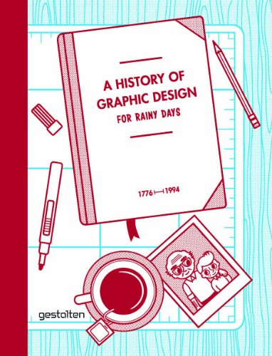 A History of Graphic Design for Rainy Days 9783899553895
