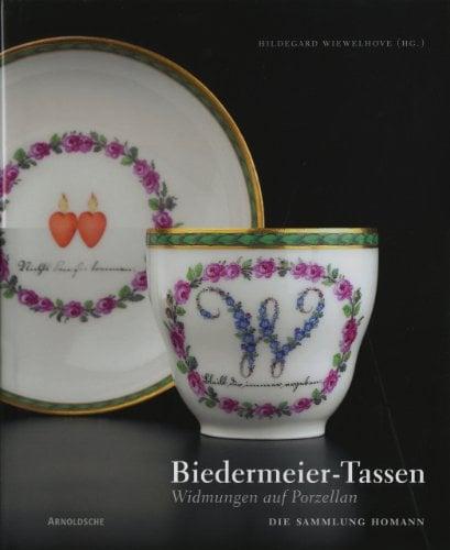 Biedermeier-Tassen: Widmungen Auf Porzellan