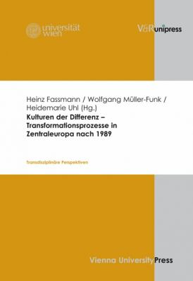 Kulturen Der Differenz - Transformationsprozesse in Zentraleuropa Nach 1989: Transdisziplinare Perspektiven 9783899717143