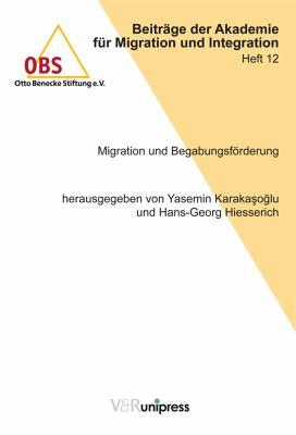 Migration Und Begabungsforderung 9783899717815