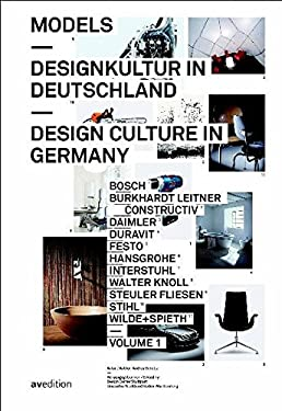 Models: Design Culture in Germany 9783899861068