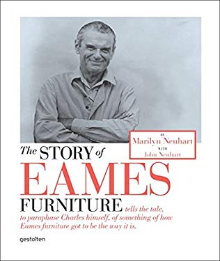 The Story of Eames Furniture 9783899552300
