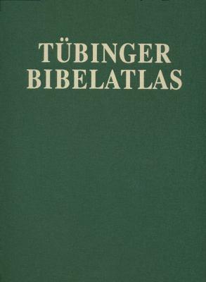 Tuebinger Bibelatlas / Tuebingen Bible Atlas 9783895002175