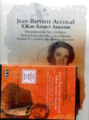Zakhar Bron - Jean-Baptiste: Accolay