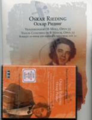 Zakhar Bron - Oskar Rieding 9783899221268