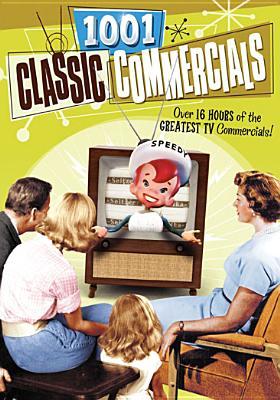 1001 Classic Commercials 0683904507204