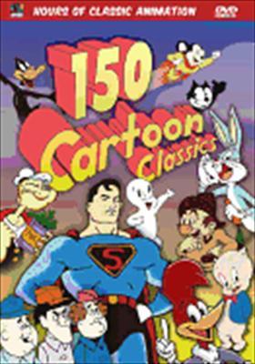 150 Cartoon Classics