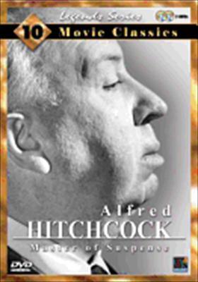 Alfred Hitchcock, Master of Suspense: 10 Movie Classics