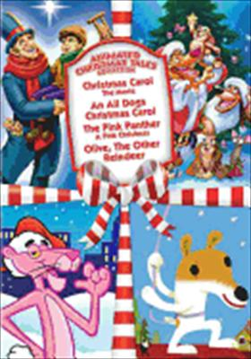Animated Christmas Tales Collection