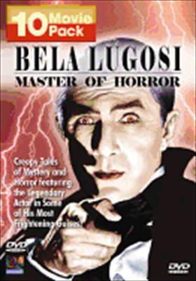 Bela Lugosi: Master of Terror 10 Movie Pack