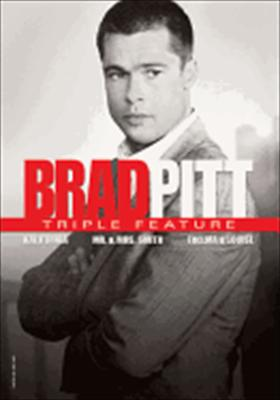 Brad Pitt Triple Feature